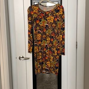 J.Crew dress, perfect for fall!
